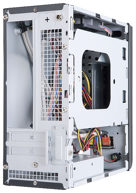 Корпус inwin bm639 mini itx Slim 160w (black) (6104029)