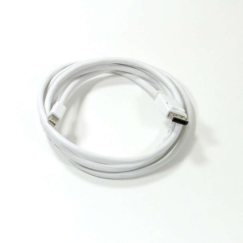 Кабель-переходник Telecom Mini DisplayPort M-> Display Port M 1,8м [TA681]