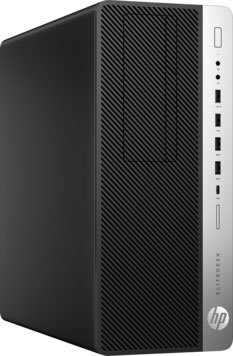 ПК HP EliteDesk 800 G3 TWR Core i7-7700K,16GB,2TB,256GB SSD,NVIDIA GTX1080,DVD,Dust Filter,VGA,Win10Pro