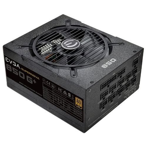 Блок питания EVGA SuperNOVA 850 G1+ 120-GP-0850-X2, 80 Plus Gold 850W , RTL