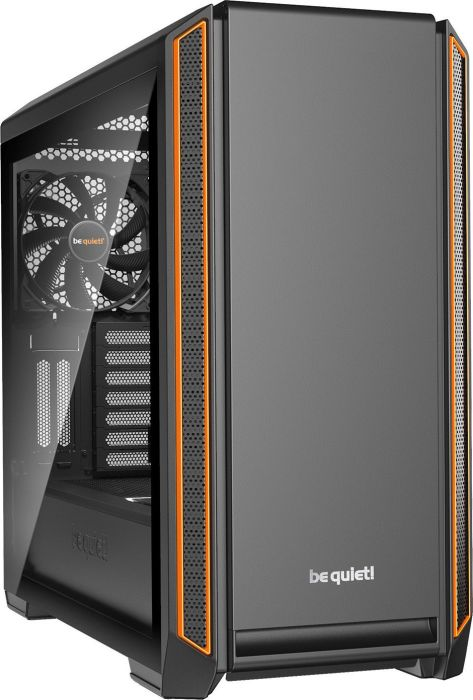 Корпус Be Quiet Silent base 601 Orange