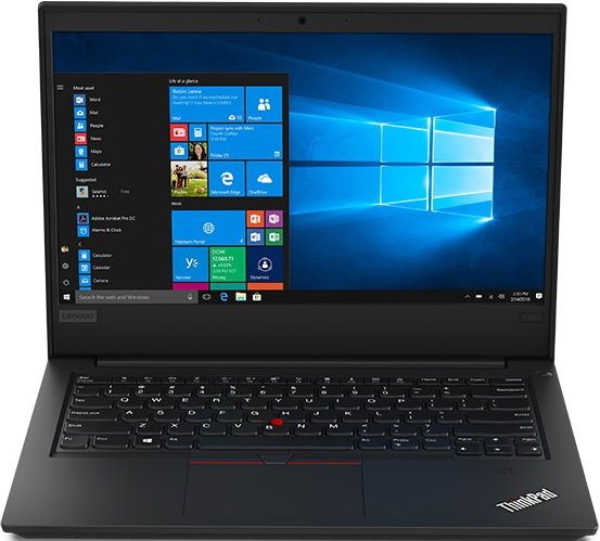 Ноутбук Lenovo ThinkPad Edge E490 Intel Core i5 8265U 1600 MHz/14
