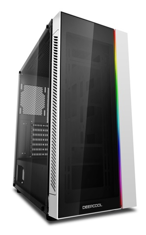 Корпус Deepcool MATREXX 55 ADD-RGB, белый